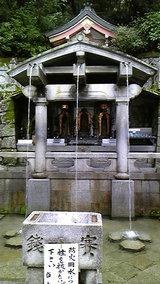 2010年6月14日 清水寺 滝