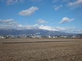 2011年12月9日浅間山