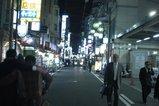 2010年3月8日大阪ミナミの夜1