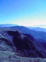 2011年10月27日美ヶ原からの富士山