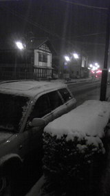2010年 4月16日雪2