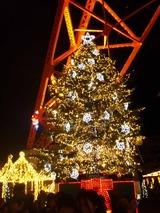 東京タワークリスマスツリー