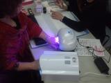 2011年3月7日ジェルネイル(LED)講習会3
