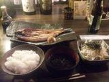 ホッケ定食01