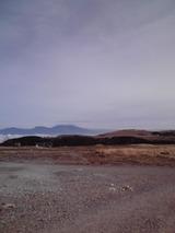 2011年10月21日浅間山