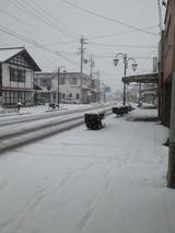 2月11日大雪注意