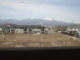 2011年4月3日 浅間山