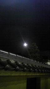 2010年3月30日満月の夜