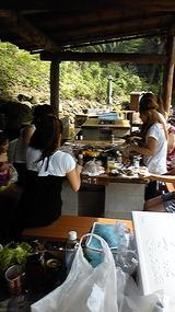 松井農園BBQ