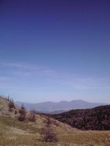 2011年11月1日浅間山
