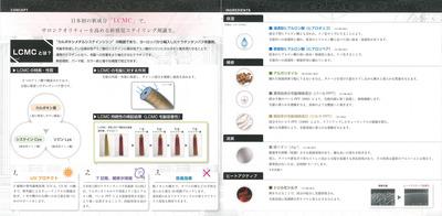 GRATSスタイリングシリーズパンフレット04